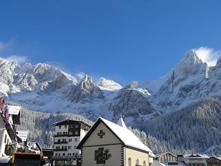 San Martino di Castrozza: il paradiso per gli sciatori sulle Dolomiti