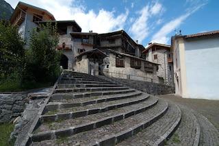 Borgo di Rango: un gioiello del Trentino che rivive nell'atmosfera del Natale