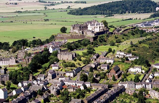 viaggi di nozze scozia castello