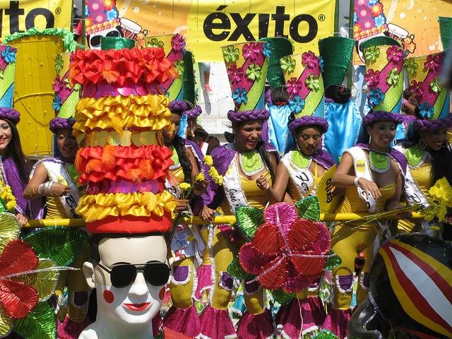 Carnevale di Barranquilla, Colombia