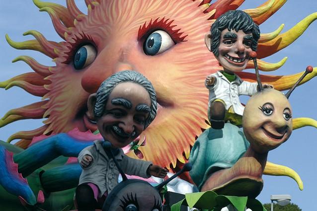 Programma e date del Carnevale a Putignano