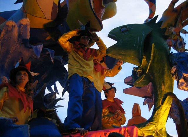 Carri del Carnevale di Maiori