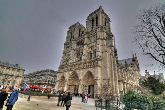 850 anni Notre Dame de Paris
