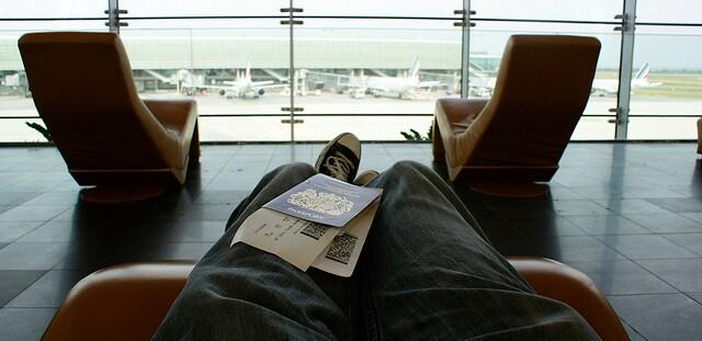 In attesa di volare