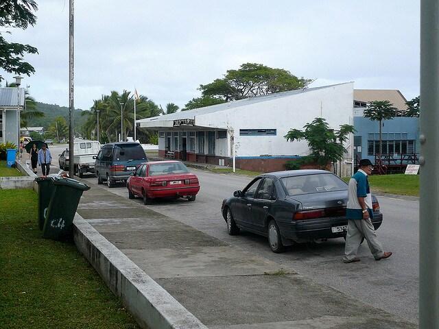 Niue, Alofi