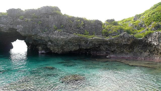 Niue, l'arco di Talava