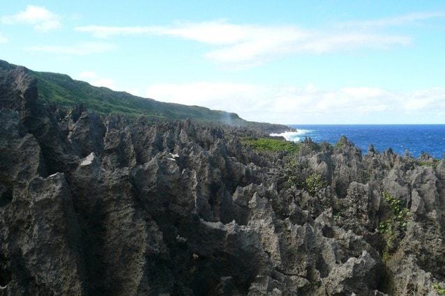 Niue, isola della Polinesia