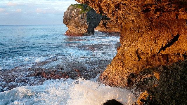 Niue, nell'Oceano Pacifico