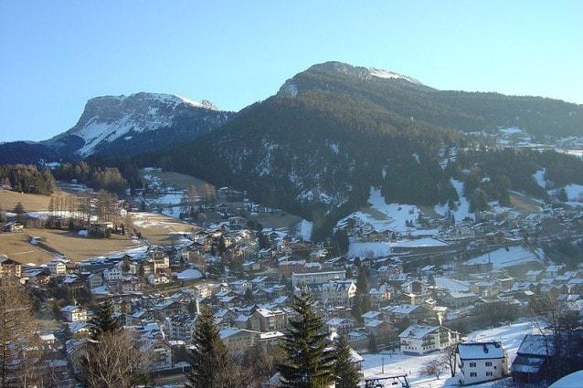 Sciare a Ortisei