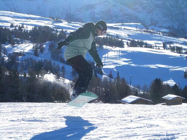 Ortisei, le piste da sci