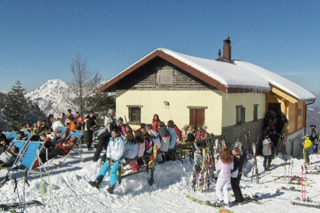 Sciare a Cerreto Laghi