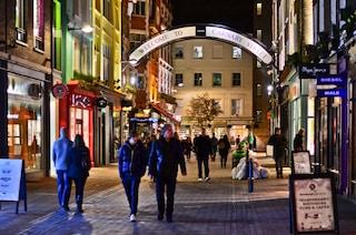 La vita undeground del centro di Londra: Soho