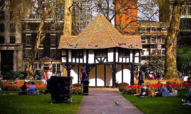 Soho Square Cottage