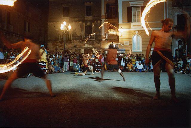 Suoni di terra, festival di Sant'Agata de' Goti
