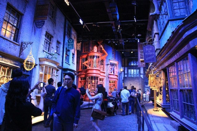 Museo set di Harry Potter a Londra