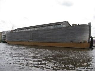 In Olanda per visitare il Museo dell'Arca di Noè