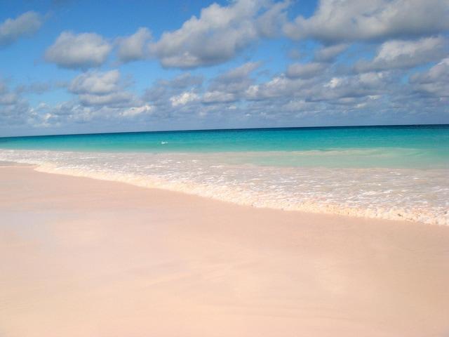 Bahamas Pink Sand