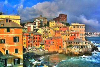Boccadasse: il borgo degli innamorati a Genova