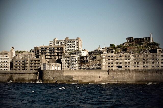 Hashima isola
