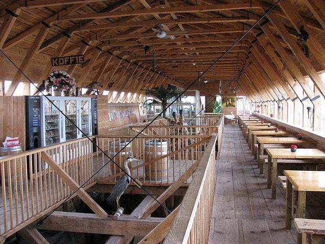 interno arca di noè olanda