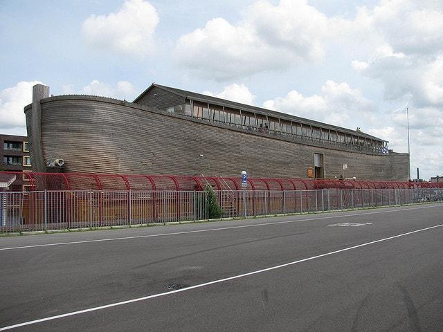 museo arca di noè olanda