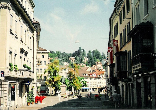 San Gallo Svizzera