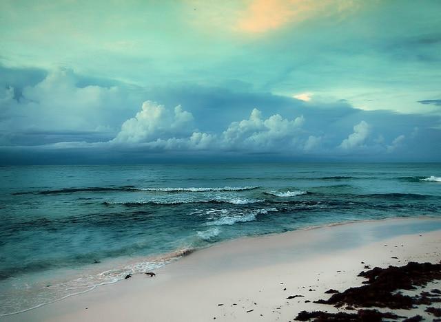 spiaggia di Eleuthera