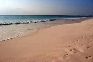 Spiaggia di Pink Sand: un'incredibile distesa rosa nelle Bahamas