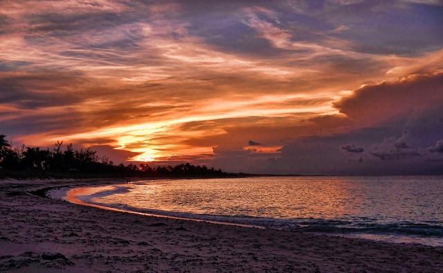 spiaggia rosa
