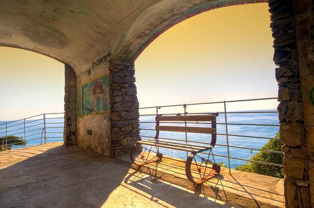 via dell'amore Liguria