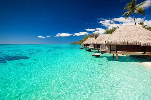 Bora Bora, gli hotel