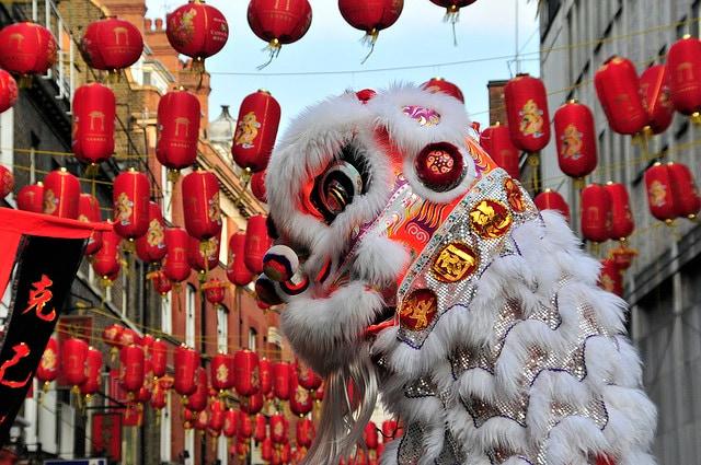 Capodanno cinese a Chinatown