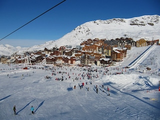 Sciare a Courchevel in Francia: meta giovane, sportiva e di charm