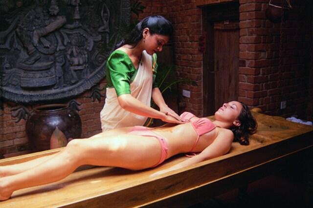 Hotel spa India