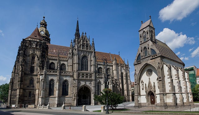 Kosice, le chiese
