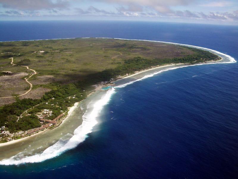 Nauru, gli hotel