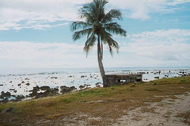 Nauru, resti giapponesi