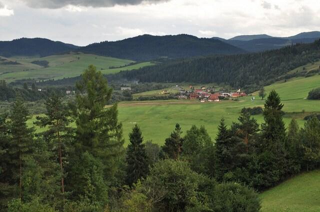 Parco Nazionale Peniny