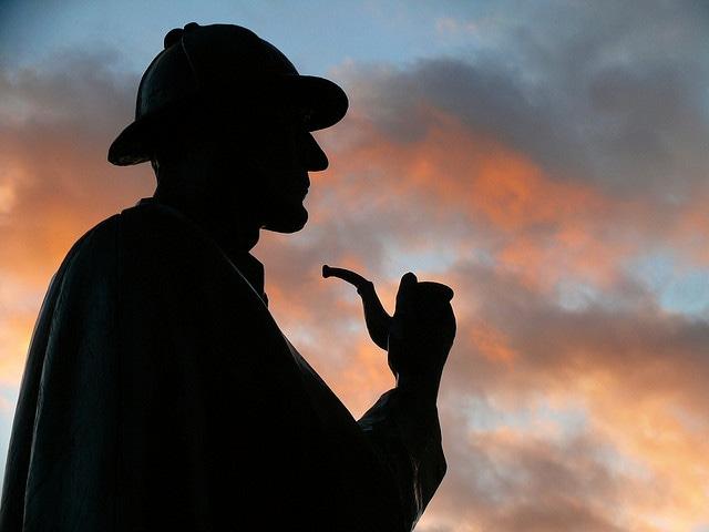 Sherlock Holmes a Baker Street