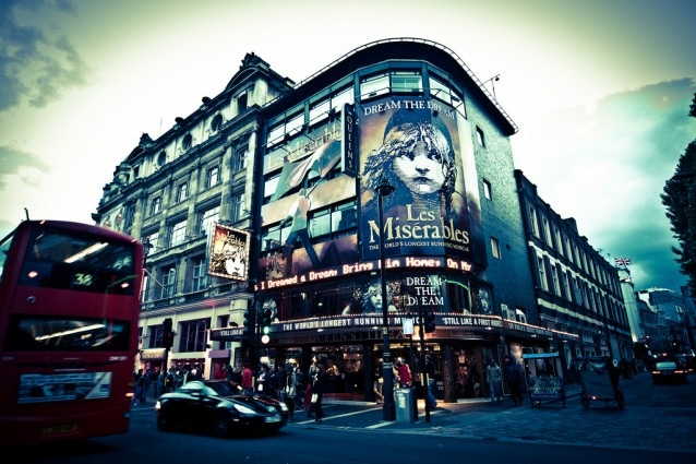 Les Misérables, Queen's Theatre