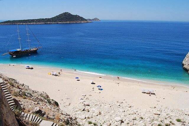 spiaggia di kaputas