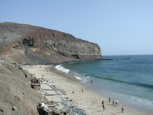 spiaggia senegal