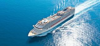 Ecco la più grande nave da crociera europea: costerà circa 700 € a persona per settimana (VIDEO)