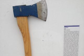 Museo delle relazioni spezzate: le sfuriate tra uomo e donna diventano arte