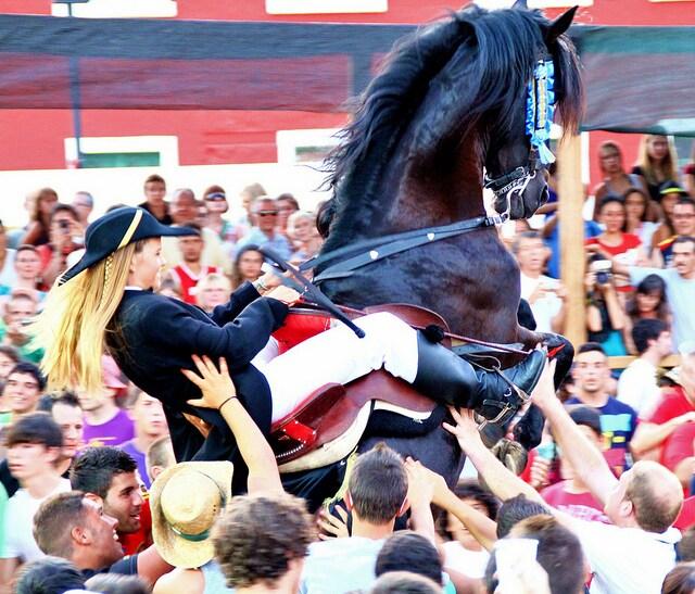 Festa de Sant Jaume a Es Castell, Minorca