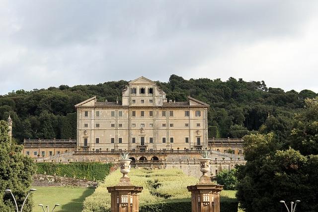 Frascati, Villa Aldobandrini