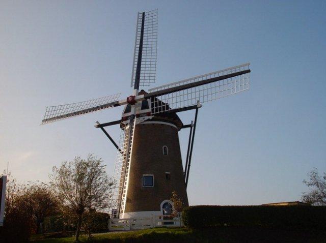Zeelandmolen, Olanda