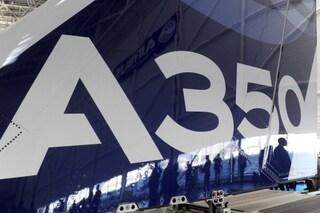 Nasce l'Airbus A350 Xwb in fibra di carbonio: consumi ridotti del -25%