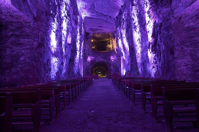Cattedrale di sale di Zipaquirá, Colombia
