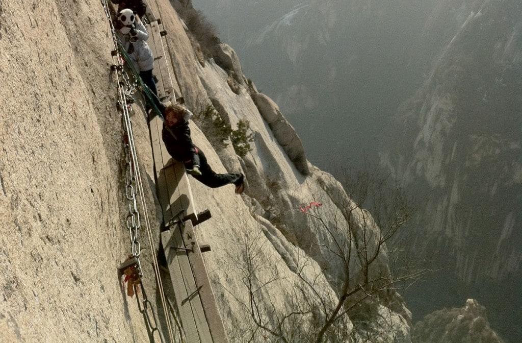 Sentiero del Huashan